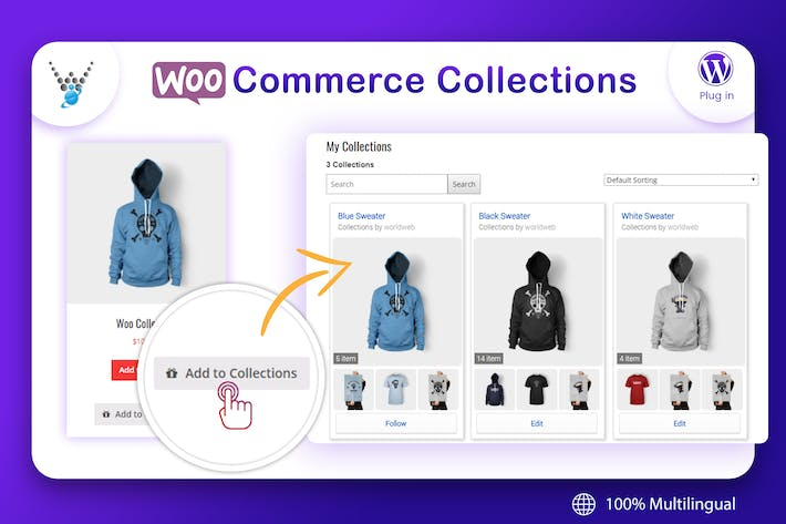 Thumbnail for WooCommerce Collections - WordPress Plugin