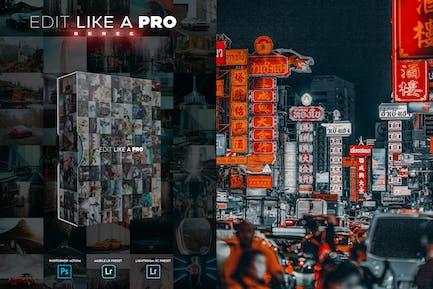 Edit Like A PRO 69th - Photoshop & Lightroom