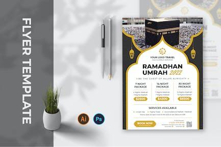 Ramadhan Umrah - Flyer AC