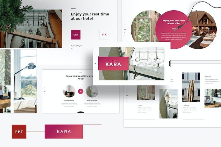 Thumbnail for Kara - Hotel Powerpoint