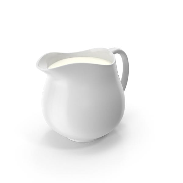 Thumbnail for Pitcher of Milk