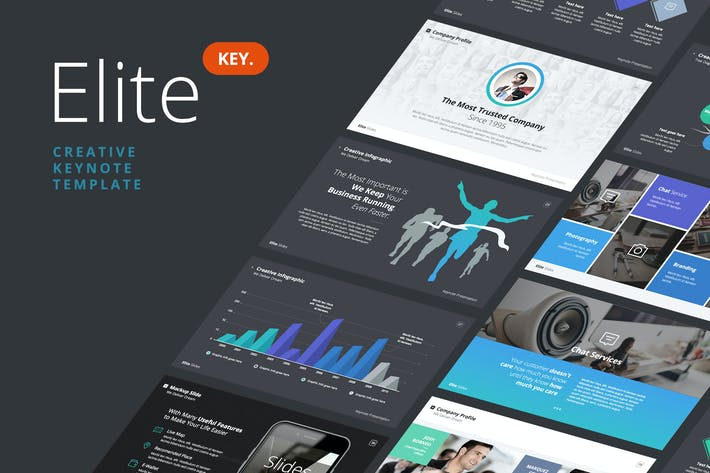 Pitch keynote template by slidehack on envato elements thumbnail for slides elite keynote template flashek Image collections