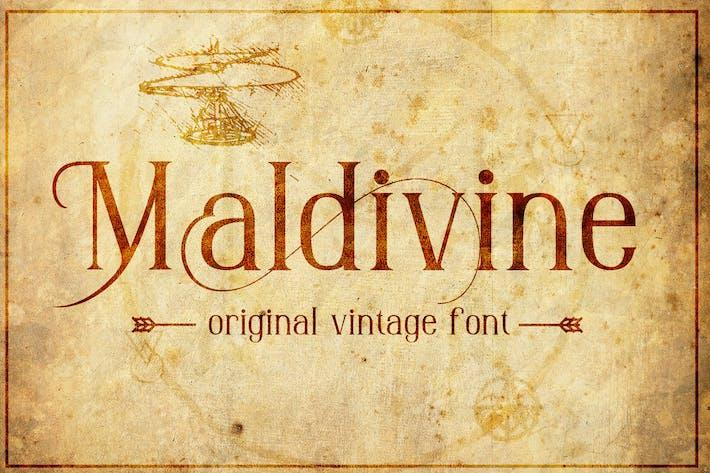 Thumbnail for Maldivine