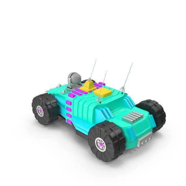 Автомобиль с дистанционным управлением