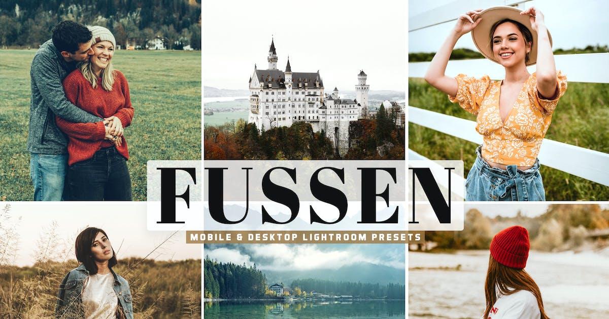 Download Fussen Mobile & Desktop Lightroom Presets by creativetacos