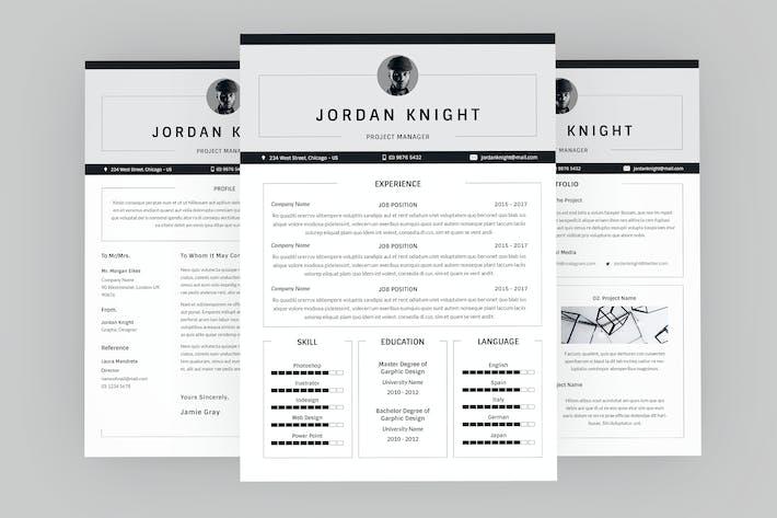 Cover Image For Fathom CV Resume Designer