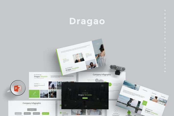 Cover Image For Dragao - Powerpoint Template