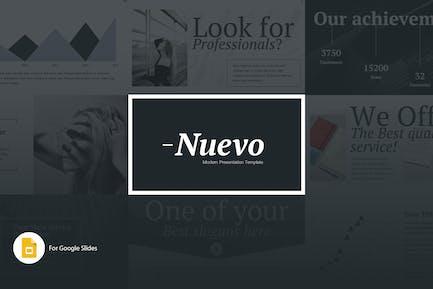 Nuevo Google Slides Presentation Template