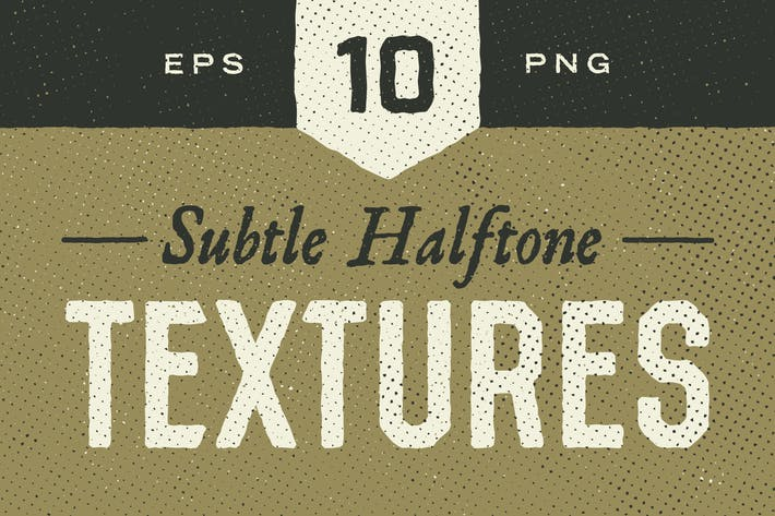 Cover Image For Subtle Halftone Textures