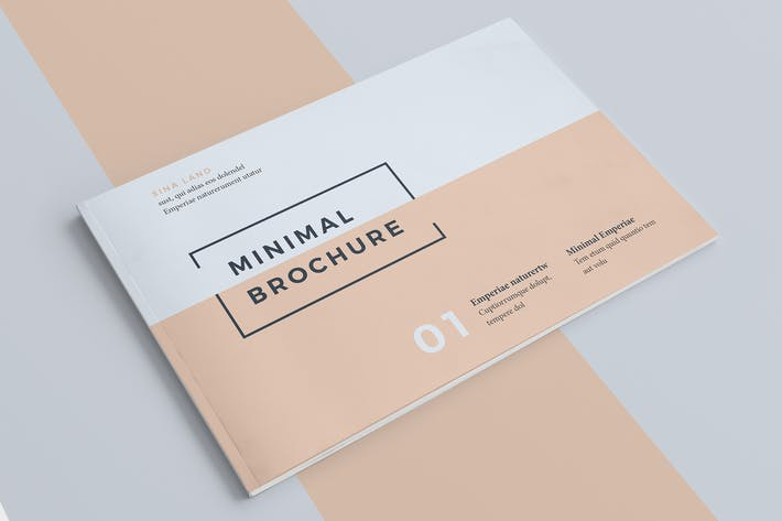 Thumbnail for Minimal Brochure Vol II