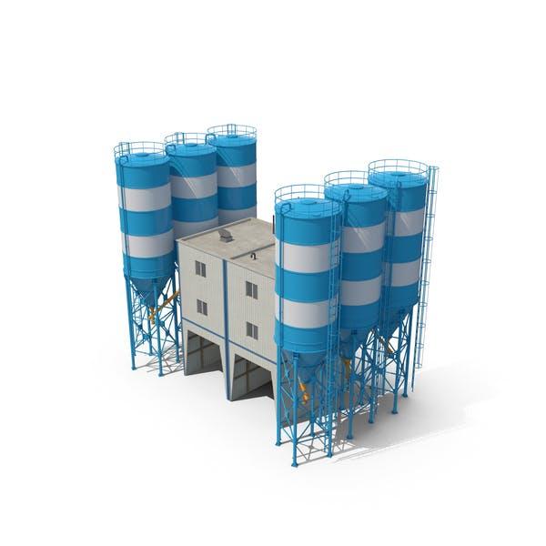 Thumbnail for Cement Mixer Plant