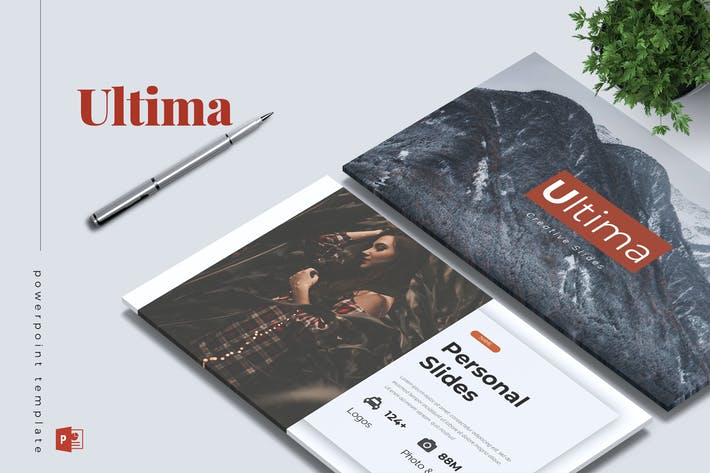 Thumbnail for ULTIMA - Creative Powerpoint Template