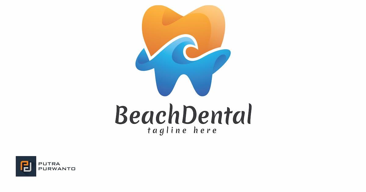 Download Beach Dental - Logo Template by putra_purwanto