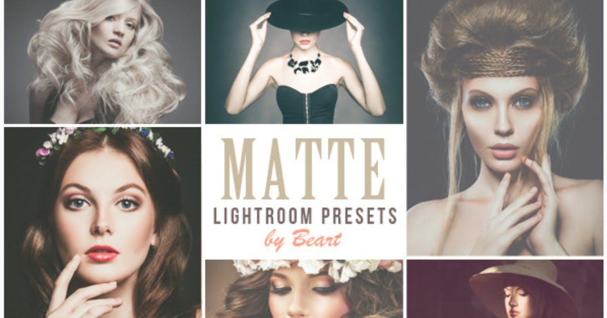 Download 50 Premium Matte Lightroom Presets by beart-presets