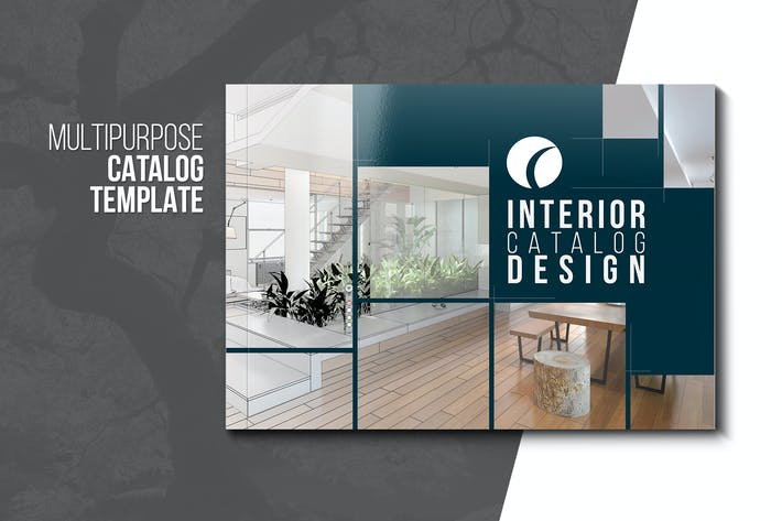 Thumbnail for Multipurpose Catalog Template