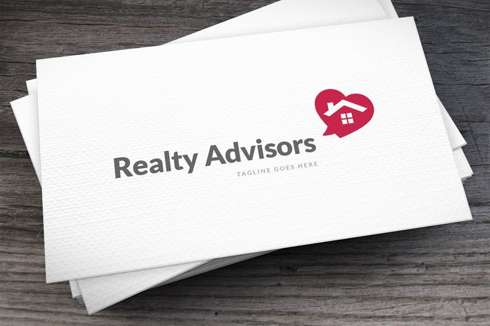 Thumbnail for Realty Advisors Logo Template