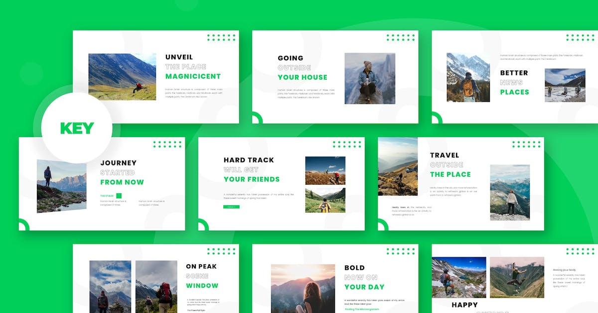 Download Travel Outside Inside - Keynote Template by karkunstudio