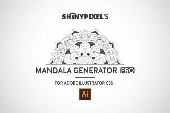 Thumbnail for Mandala Generator PRO