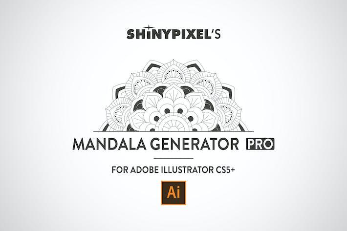 Cover Image For Mandala Generator PRO