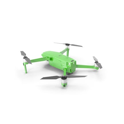 Quadcopter Aerial Drone with Gimbal Mounted Camera