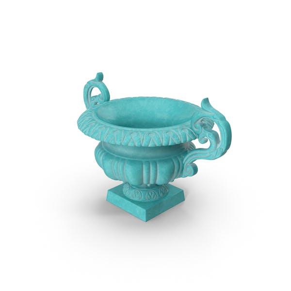 Cover Image for Baroque Urn Vase