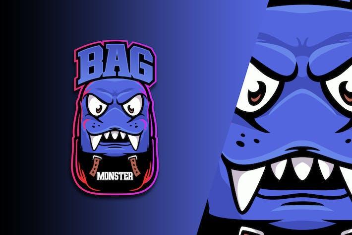 Monster Bag Esport Logo Vol 1
