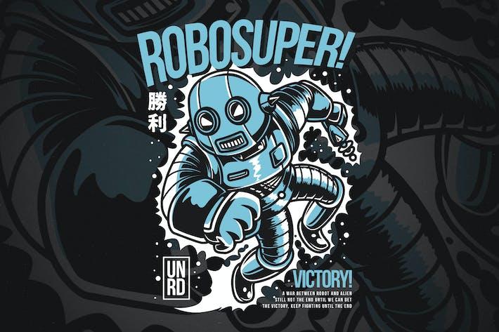 Thumbnail for Robosuper