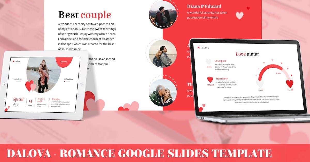 Download Dalova - Romance Google Slides Template by SlideFactory