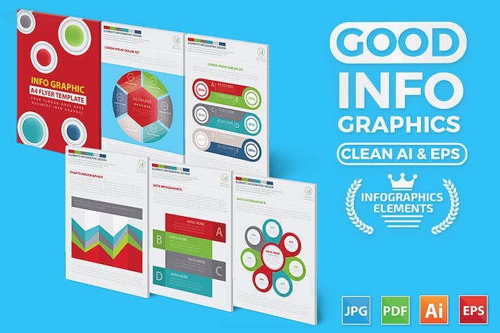 Thumbnail for Elements Of Infographic Design