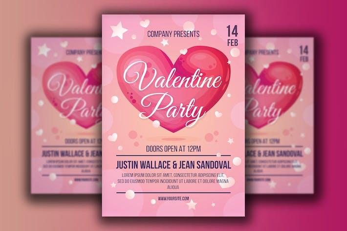 Thumbnail for Плакат на День Святого Валентина