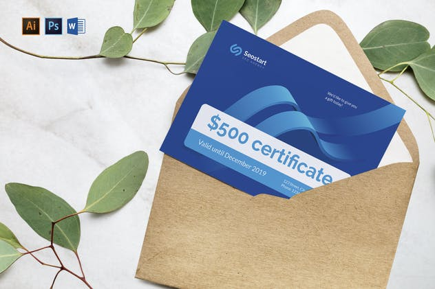 SEO Agency Gift Certificate