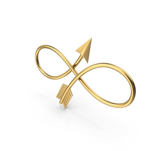 Arrow Infinity Symbol