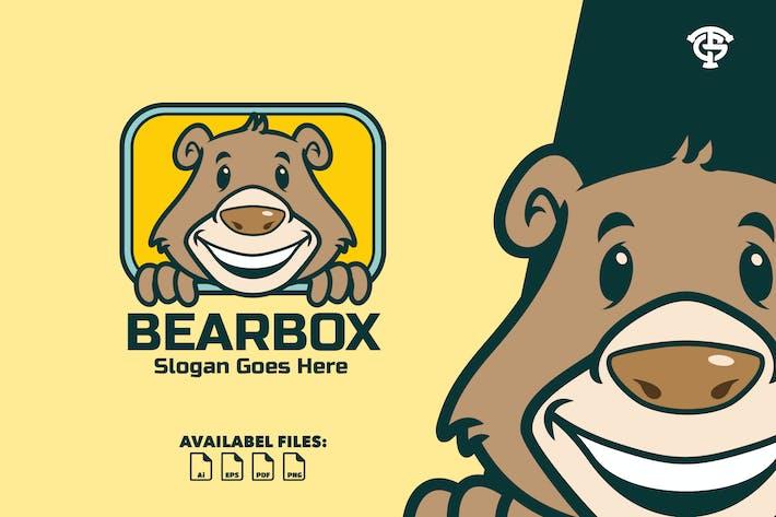 Thumbnail for Bearbox - Logo Mascot