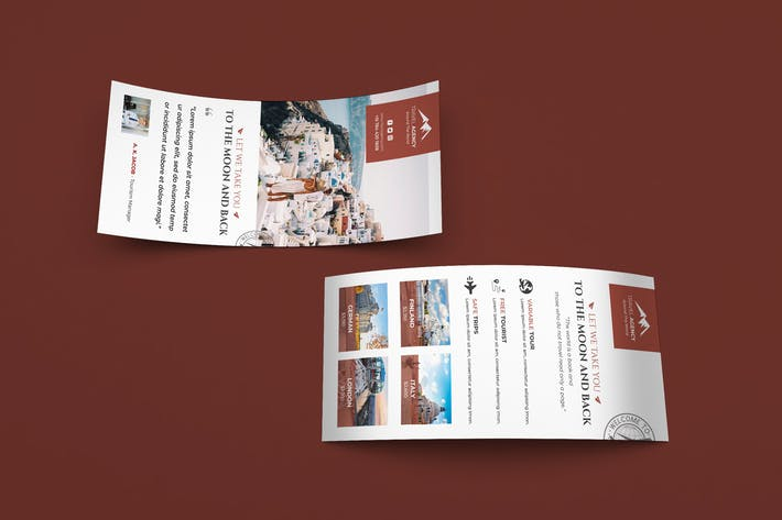 Thumbnail for Travel DL Rackcard