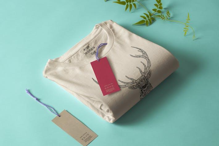 Thumbnail for Deer Mandala T-shirt Design Vector Illustration