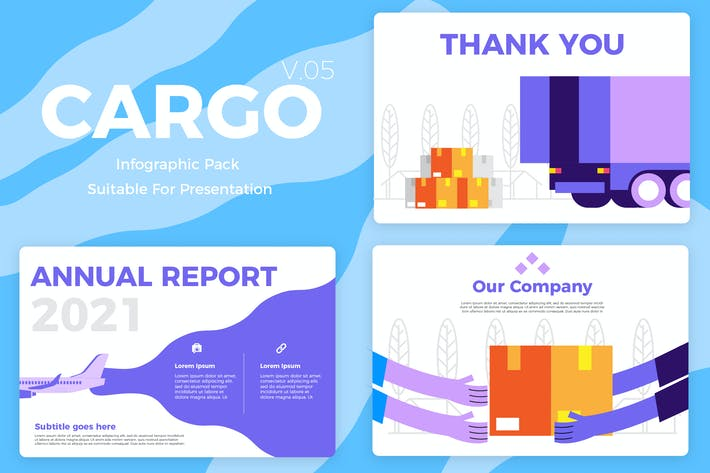 Thumbnail for Cargo v5 - Infographic
