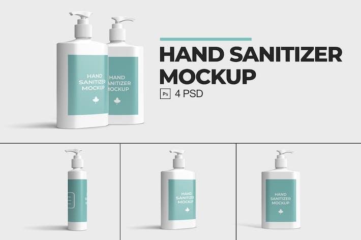 Thumbnail for Handdesinfektionsmittel Mockup V.1
