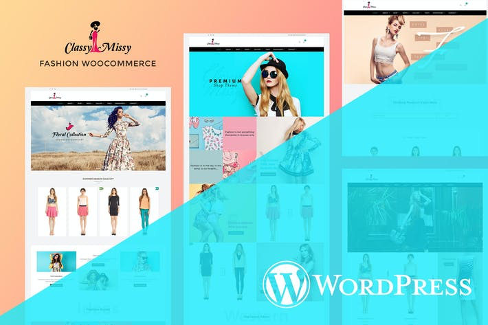 Thumbnail for Fashion Woocommerce - Responsive Woocommerce Theme