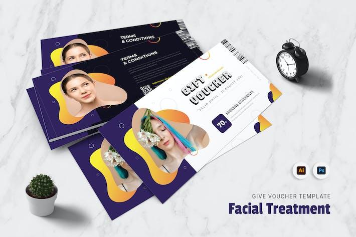 Facial Treatment Gift Voucher