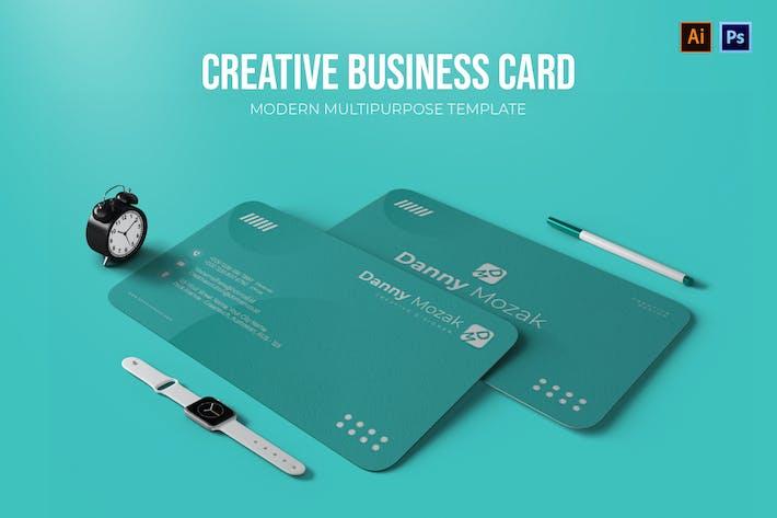 Creative - Business Card