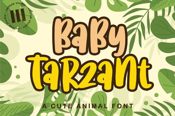Thumbnail for Baby Tarzant