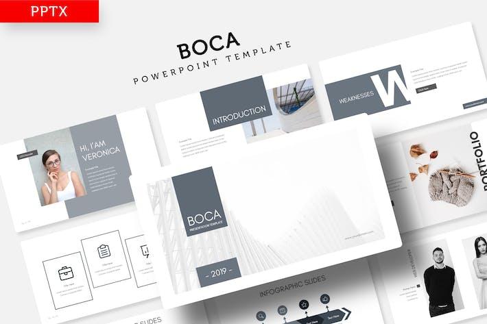 Thumbnail for Boca - Power Point Template