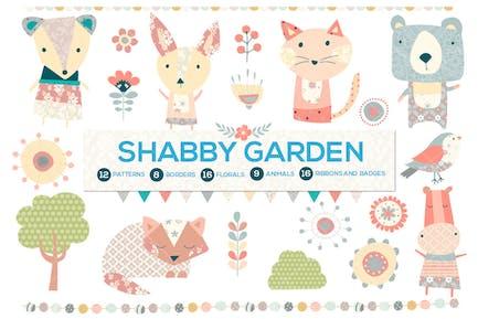 Shabby Chic Garden Bundle