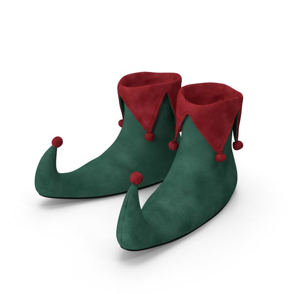 Cover Image for Elf Shoes