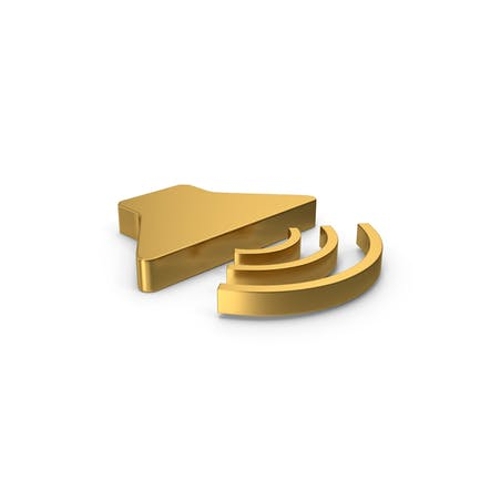 Gold Symbol Sound