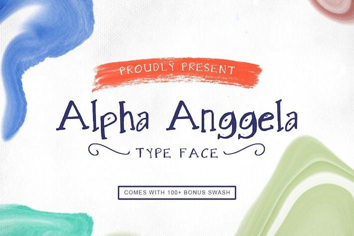 Thumbnail for Alpha Anggela