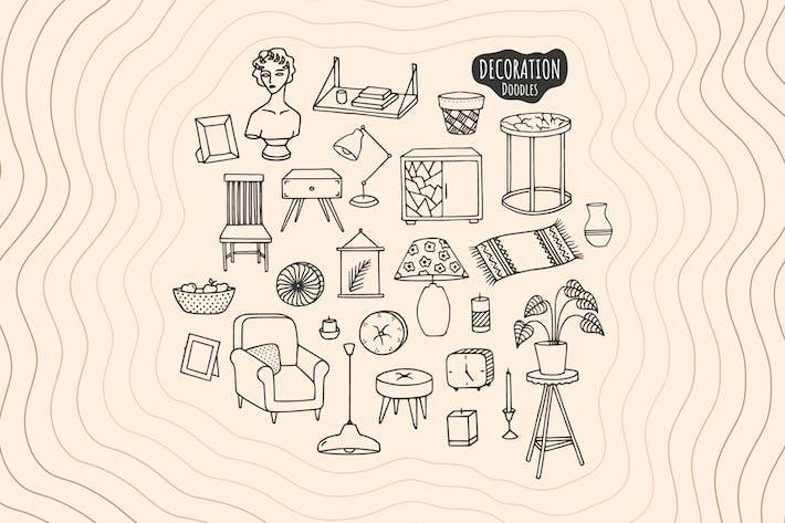Thumbnail for Decoration Doodles