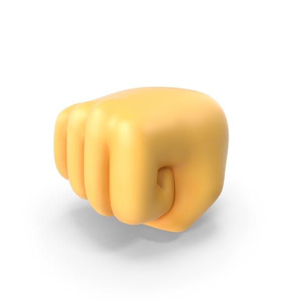 Oncoming Fist Emoji