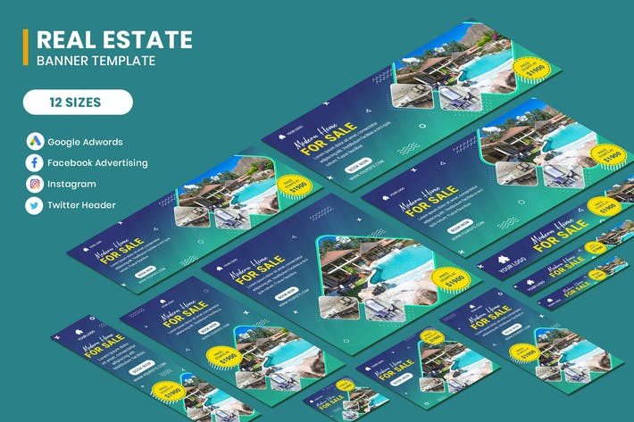 Thumbnail for Immobilien Banners Ad