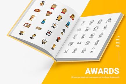 Awards - Icons